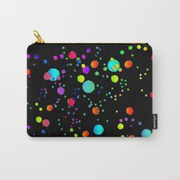 Astract colorful bubbles 141 Carry-All Pouch