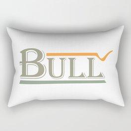 Bull Rectangular Pillow