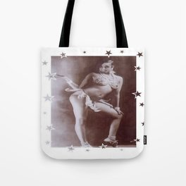 Josephine Baker - Banana Skirt Tote Bag
