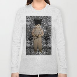 the brass monkey's brigade Long Sleeve T-shirt