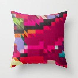 Converge I Throw Pillow