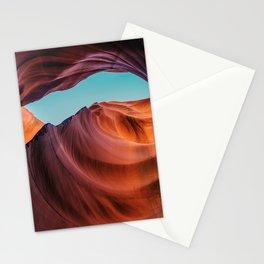 Antelope Canyon - Page, Arizona, USA Stationery Cards