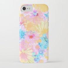 flower power iPhone 7 Slim Case