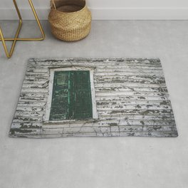Crooked with Age Rug
