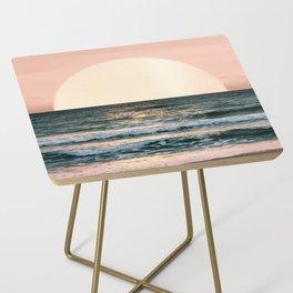 Summer Sunset Side Table