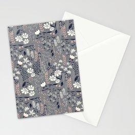 Flower garden 003 Stationery Cards