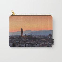 Panorama of Duomo Santa Maria Del Fiore Carry-All Pouch