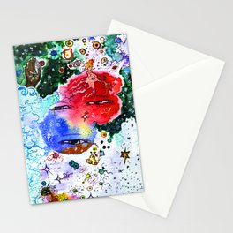 Ace of Space Stationery Cards