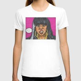love and hip hop bitch T-shirt