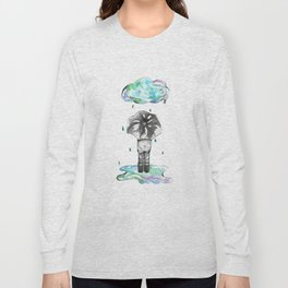 It's the Rain Long Sleeve T-shirt