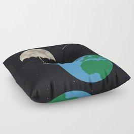 Moonbrella Floor Pillow