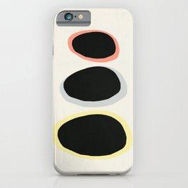 Voids iPhone Case