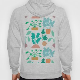 Houseplant Garden Hoody