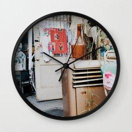 Thrift Wall Clock