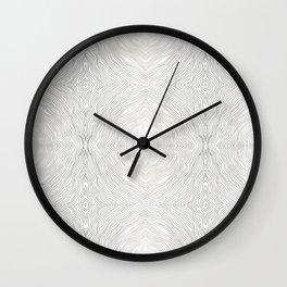 Order Lining Wall Clock