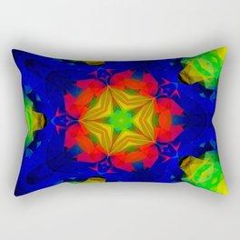 BLUE COLOUR FUN Rectangular Pillow
