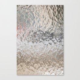 Crystallized Views Canvas Print