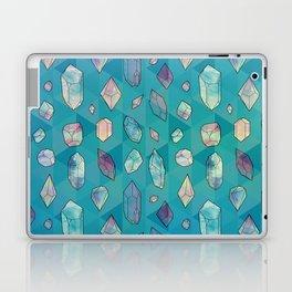Healing Crystals 2 Laptop & iPad Skin