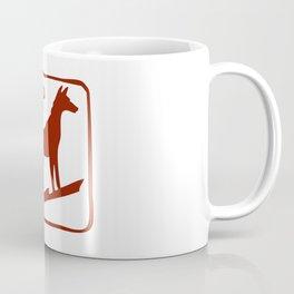 Dingo Flour Coffee Mug