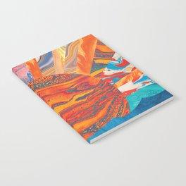 Sunrise, Sunset Notebook