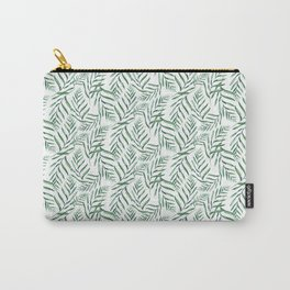Ferns Pattern Carry-All Pouch