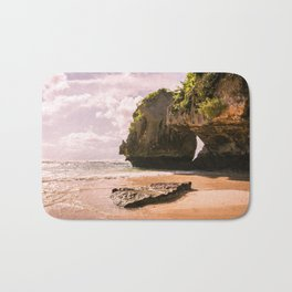 Uluwatu Beach Bath Mat