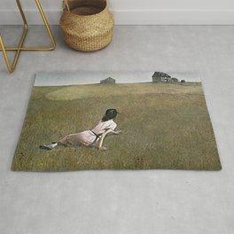 Christina's World - Andrew Wyeth Rug