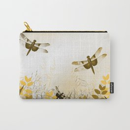 Dragonflies Carry-All Pouch