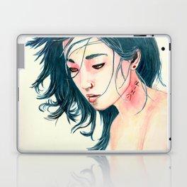 East Wind Girl Laptop & iPad Skin