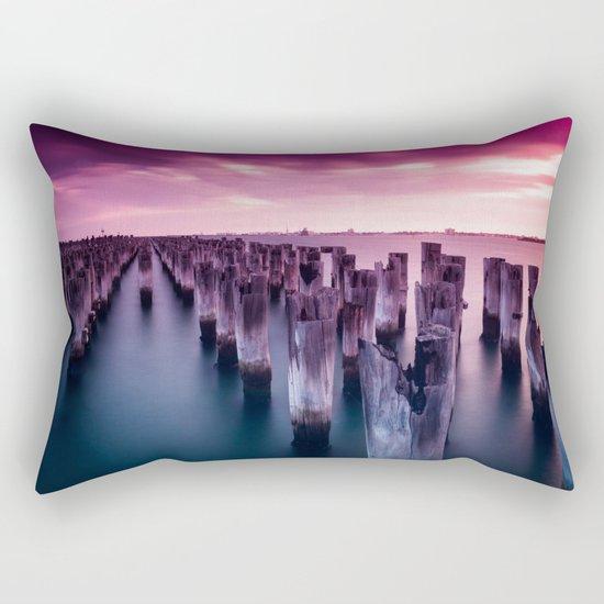Silenzio Rectangular Pillow