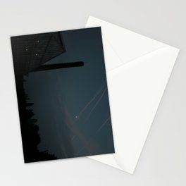 Shooting stars? Stationery Cards