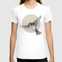 aviation T-shirts featuring Aviation by Isaiah K. Stephens