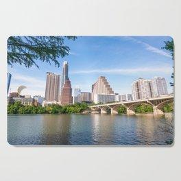 Bright Day in Austin Cutting Board