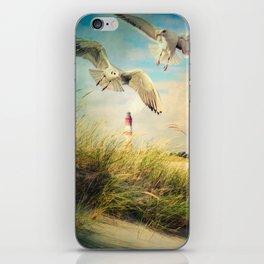 Maritime Impression iPhone Skin