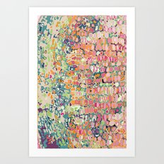 Cell Division Art Print