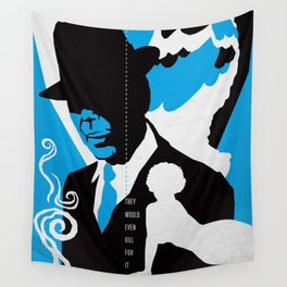 Hardboiled :: The Maltese Falcon :: Dashiell Hammett Wall Tapestry
