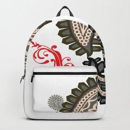 ***Ltd Edition: designer art Backpack