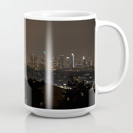 LA Night Coffee Mug