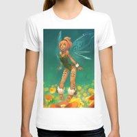 elf T-shirts featuring Elf by xaxaxa