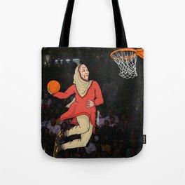 Dunkin Dhadhi Tote Bag