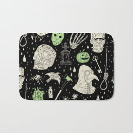 Whole Lot More Horror: BLK Ed. Bath Mat