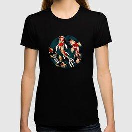 Metallic Koi T-shirt