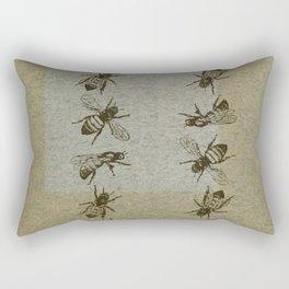 Bee Line Rectangular Pillow