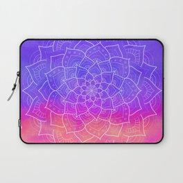 Color Mandala Laptop Sleeve
