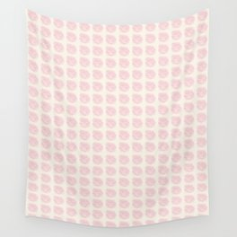 Rose Black Tea Small Pattern Wall Tapestry