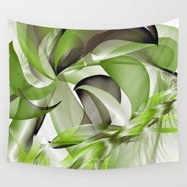Côté palmier Wall Tapestry