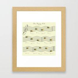 The Honey Pot Framed Art Print