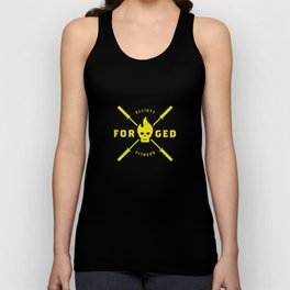 Forged Unisex Tank Top