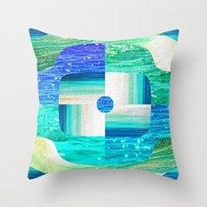 SEA-SONAL Throw Pillow