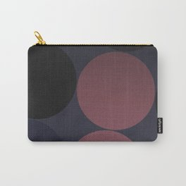 Dark Moon Geometry Carry-All Pouch
